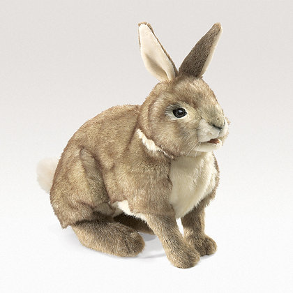 FM2891 - Rabbit - Cottontail Puppet