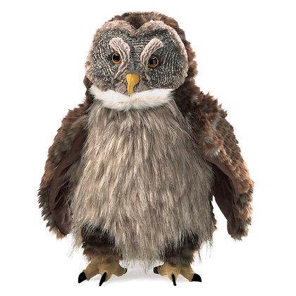 FM3135 - Hooting Owl