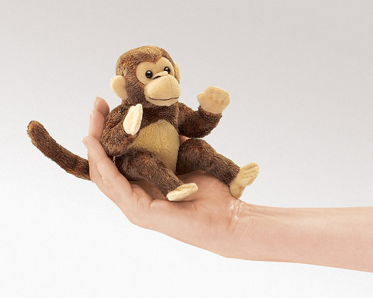 FM2738 - Mini Monkey Funger Puppet