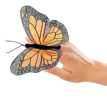 FM2156 - Mini Monarch Butterfly Finger Puppet