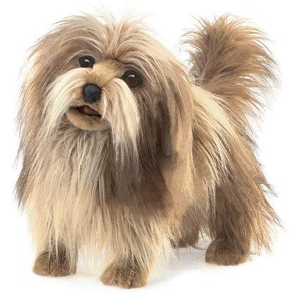 FM3104 - Shaggy Dog Puppet