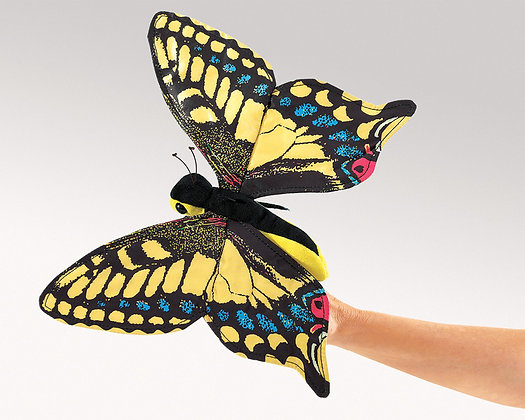 FM3029 - Swallowtail Butterfly Puppet