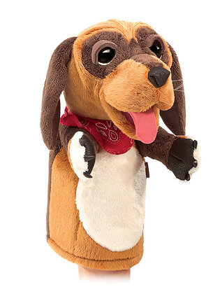 FM3100 - Dog Stage Puppet