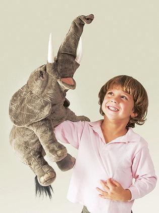 FM2534 - Elephant Puppet