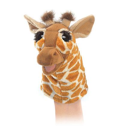 FM3086 - Little Giraffe Puppet
