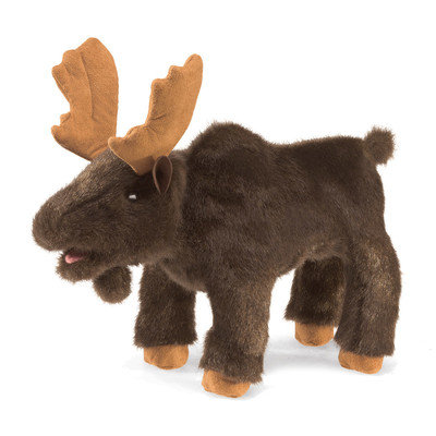 FM3109 - Small Moose Puppet