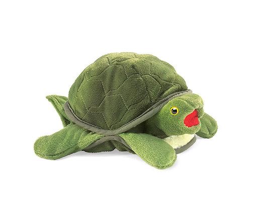 FM2521 - Baby Sea Turtle Puppet
