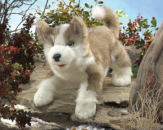 FM2994 - Wolf Pup Puppet