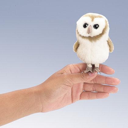 FM2645 - Mini Barn Owl White F'Pup