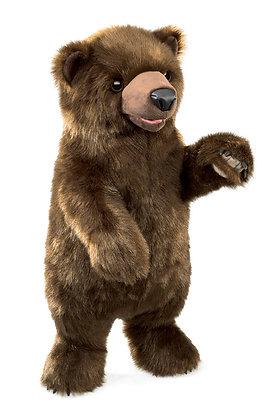 FM3097 - Standing Bear Puppet