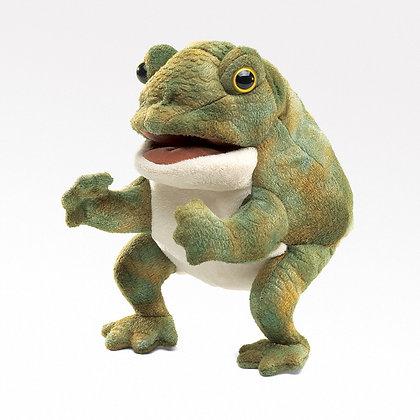 FM2935 - Bullfrog Puppet