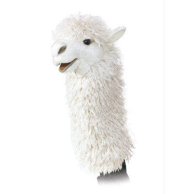 FM2885 - Alpaca Stage Puppet