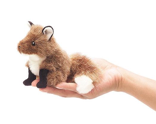 FM2644 - Mini Fox Finger Puppet