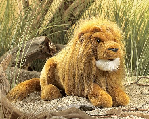 FM2889 - Lion Puppet