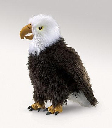 FM2988 - Perched Eagle Puppet