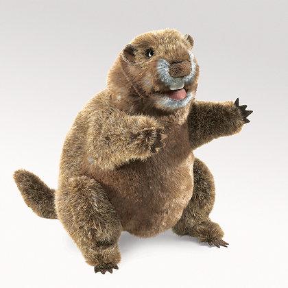 FM3034 - Groundhog Hand Puppet