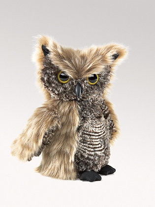 FM2961 - Screech Owl Puppet