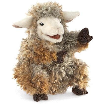 FM3059 - Woolly Lamb Puppet