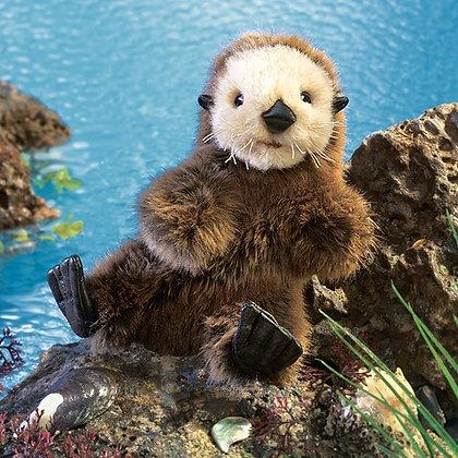 FM2960 - Baby Sea Otter Puppet
