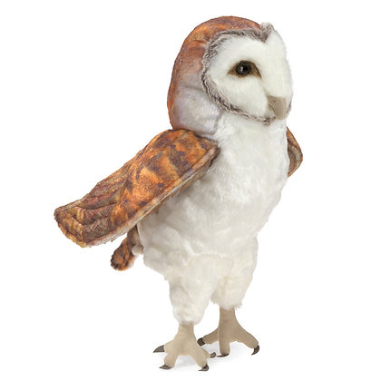 FM3124 - Barn Owl Puppet