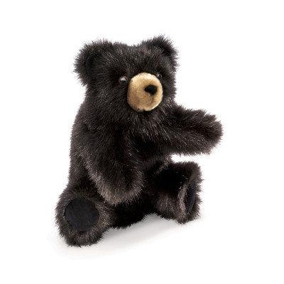 FM2232 - Baby Black Bear Puppet