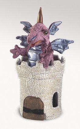 FM3044 - Dragon in a Turret