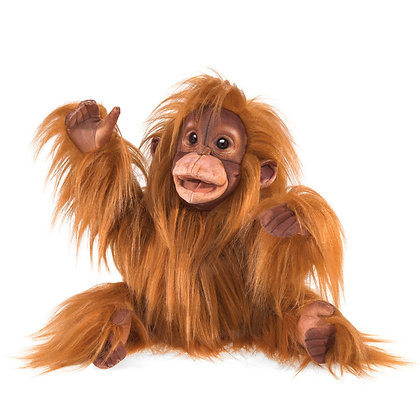 FM3106 - Baby Orangutan Puppet