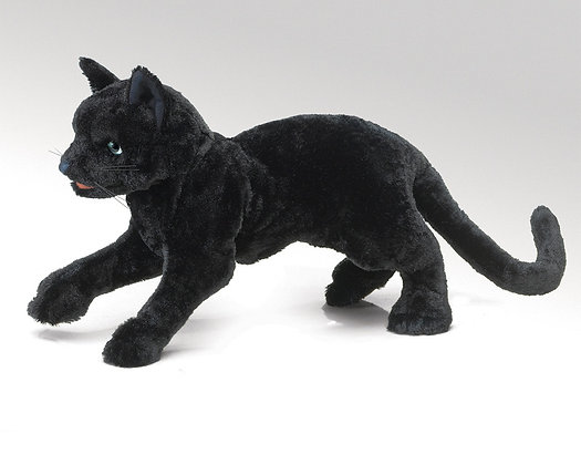 FM2987 - Black Cat Puppet