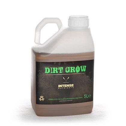 Intense Nutrients Dirt Grow