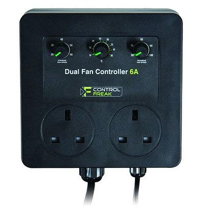 Control Freak Dual Fan Speed Controller