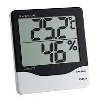 Digital Therma Hygrometer