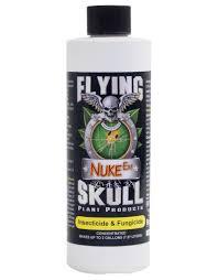 Flying Skull Plant Wash Nuke Em®