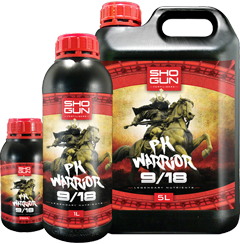 Shogun PK Warrior 9/18