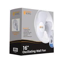 """Creation 16"""" Wall Fan"""
