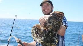Halibut Fishing - Homer, Alaska