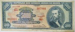 5000 MIL CRUZEIROS