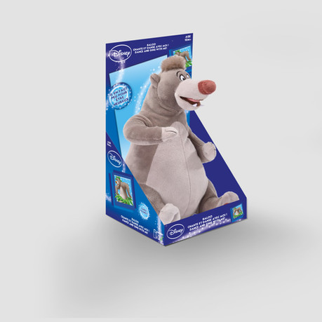 Packaging Baloo