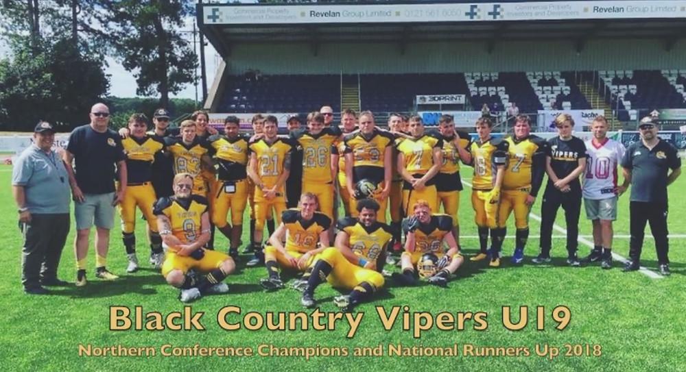 U19 7v7 National Championship Runners-Up