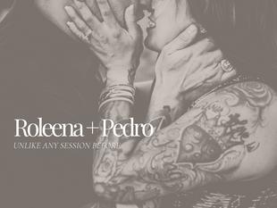 Roleena + Pedro