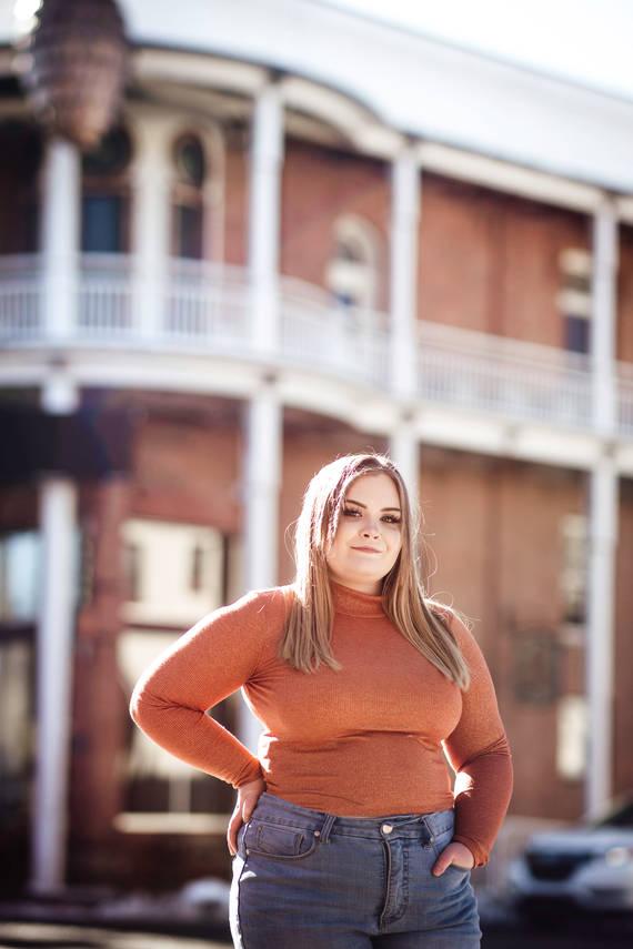 High School Senior Photographer in Flagstaff, Northern Arizona