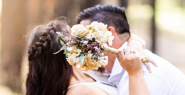 Wedding photographer in Flagstaff, Arizona