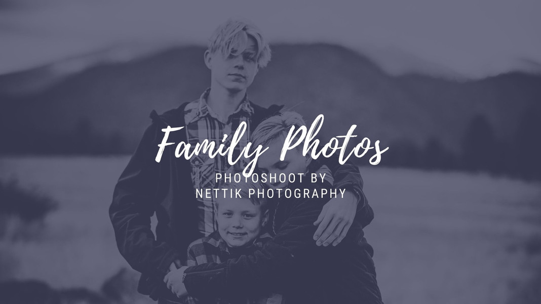 Family Photos in Flagstaff, Arizona