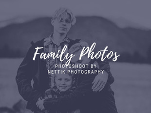 Family Photos in Flagstaff, Arizona