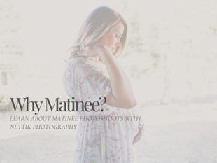 """Why People are Trying """"Matinee"""" Photoshoots"""