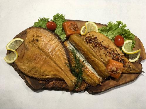 Räucherfischplatte gemischt ca.500g