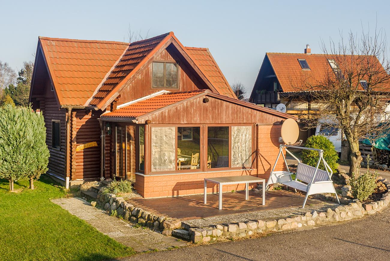 Fischerhütte I in Polchow