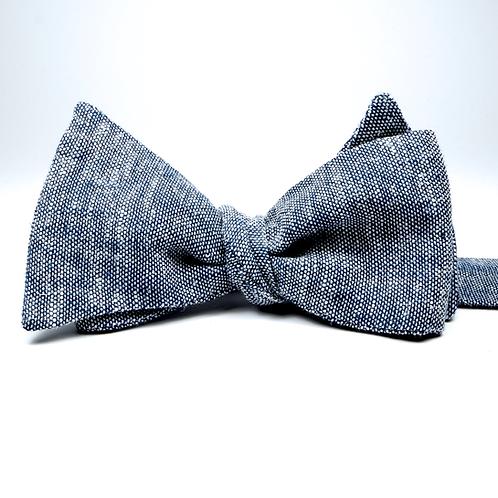 Linen (navy blue)