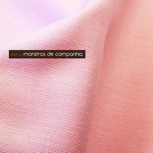 Pink Oxford Cotton Handkerchief
