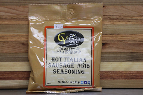 Hot Italian Sausage #515 Seasoning Blend