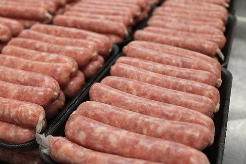 Pan Breakfast link Sausage